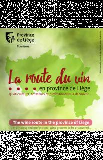La Route du vin en province de Liège