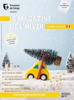 Le Magazine de l'Hiver