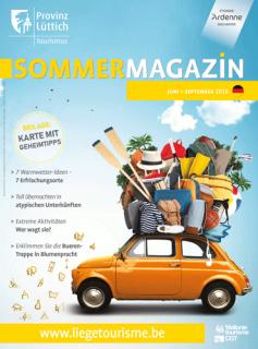 Das Sommermagazin