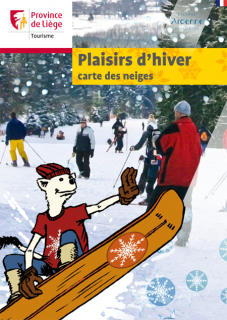 Plaisirs d'hiver - Carte des neiges
