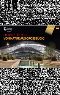 Provinz Lüttich... Von natur aus grosszügig
