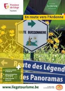 En route vers l'Ardenne