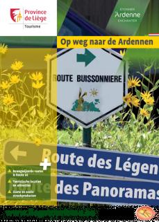 Op weg naar de Ardennen