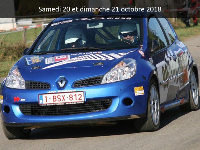 14e JMC Rallye Hautes-Fagnes