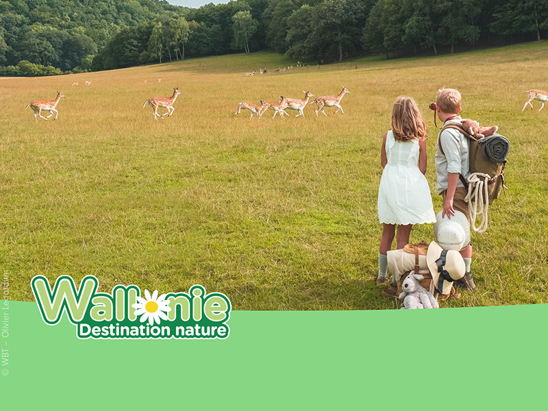 Appel à projets Wallonie Nature 2021