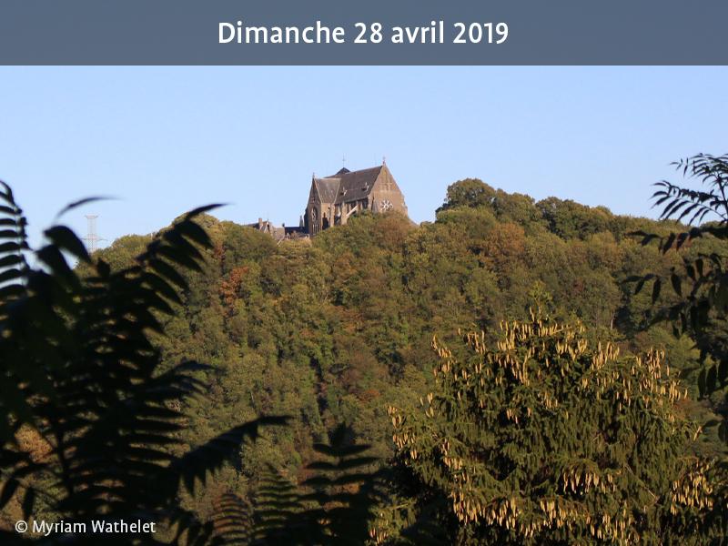 Balade nature dans la vallée de la Vesdre entre Chênée et Vaux-sous-Chèvremont