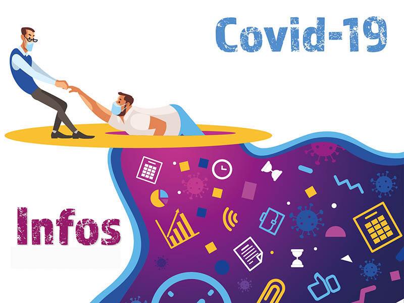 Covid-19 - Infos utiles aux professionnels du tourisme