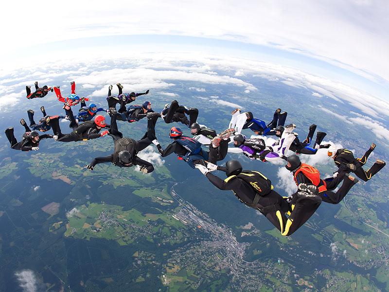 7 ideeën voor extreme activiteiten