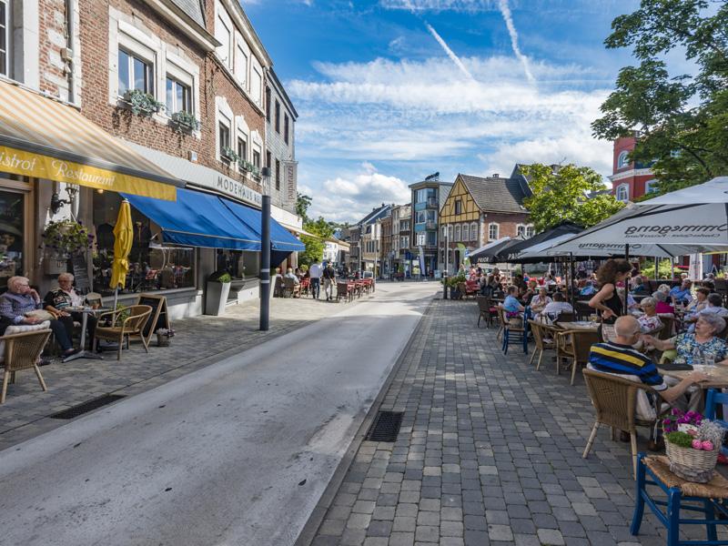 Knusse Cafés en terrassen om een drankje te nemen