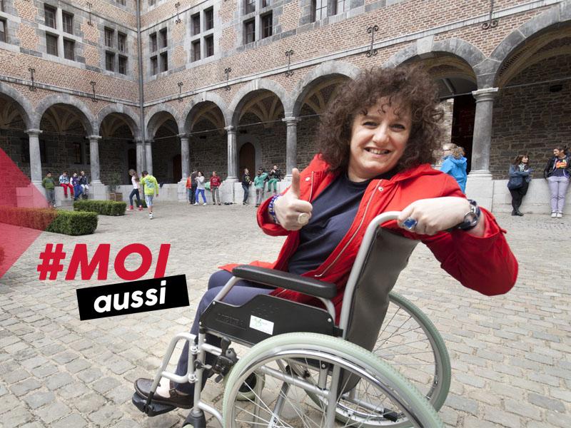 L'accessibilité en province de Liège