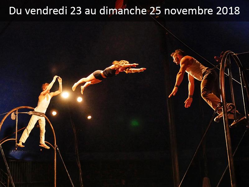 Théâtre-Spectacle : Cirque