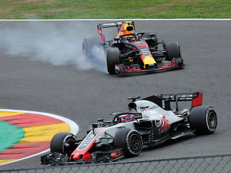 Motorsporten