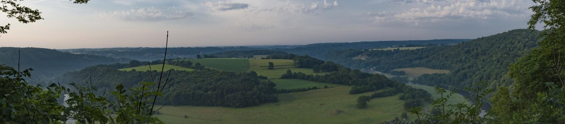 5 panorama-ideeën - provincie Luik