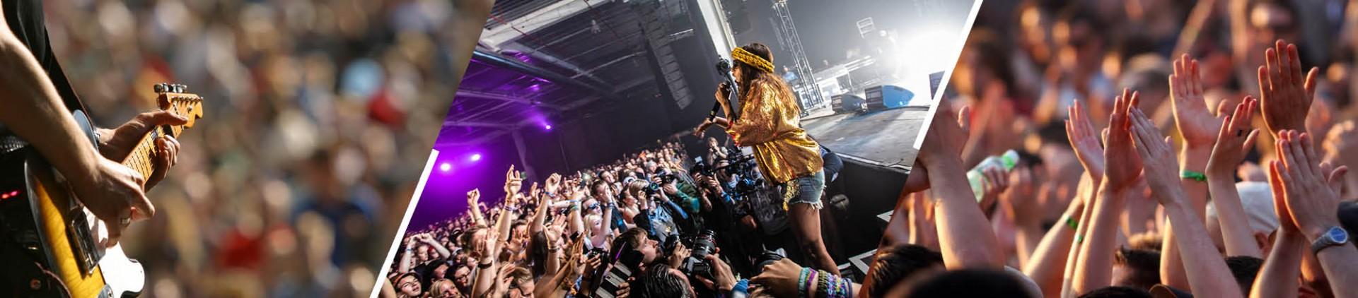 Agenda des concerts en province de Liège