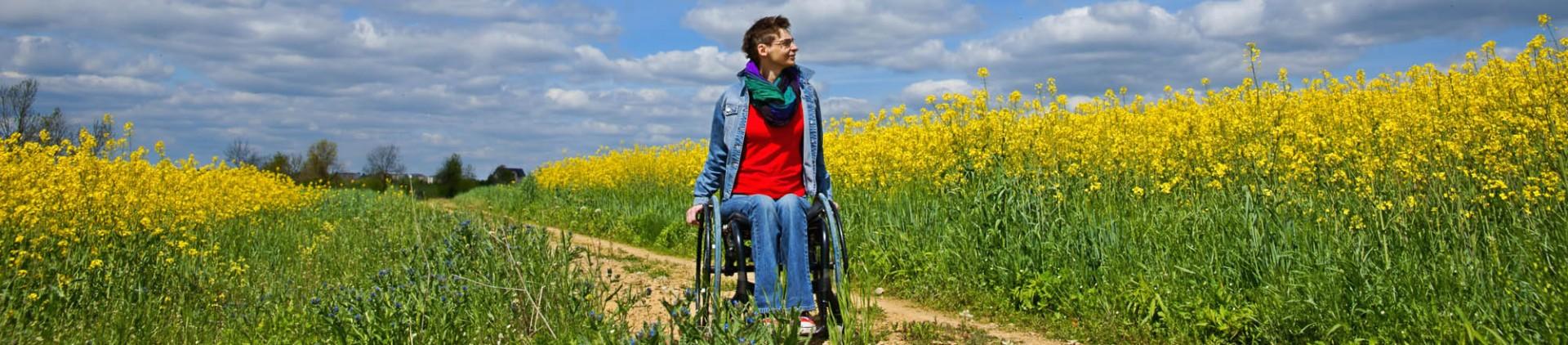 Balades accessibles pour tous - Access I