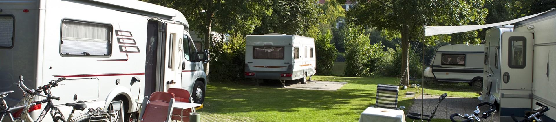Campings - province de Liège