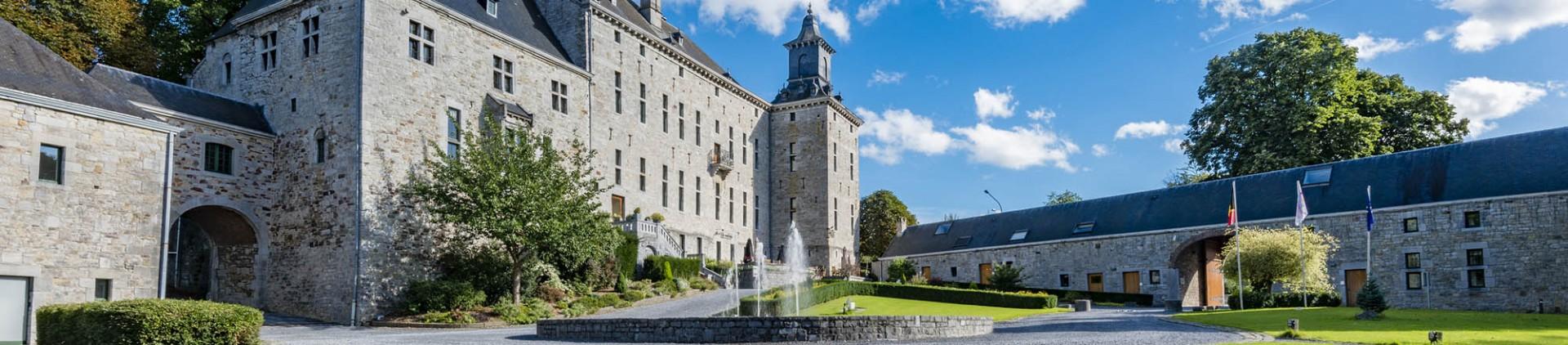 Château de Harzé - Offre privilège Vacancesweb