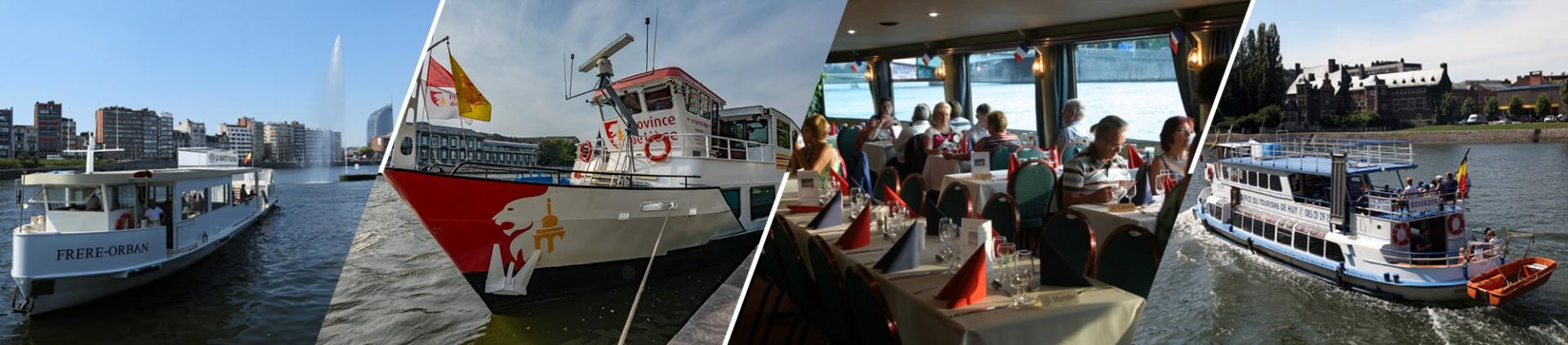 Cruises in de provincie Luik