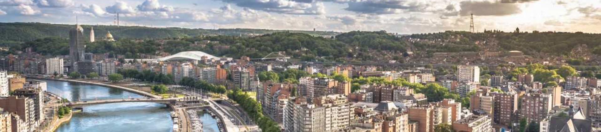 Découvrez des panoramas de la Province de Liège en restant chez vous