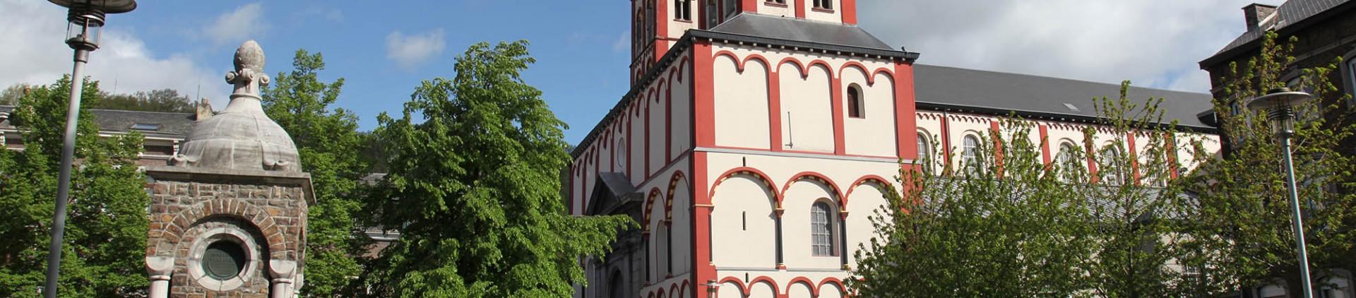Découvrez le patrimoine de la Province de Liège en restant chez vous
