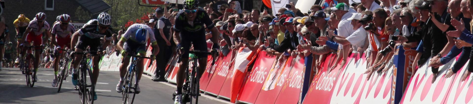 Evénements majeurs en province de Liège - Cyclisme