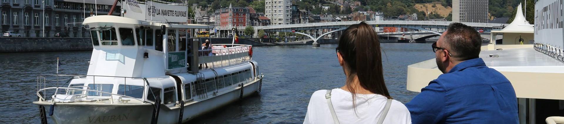 Flussfahrten im Provinz Lüttich