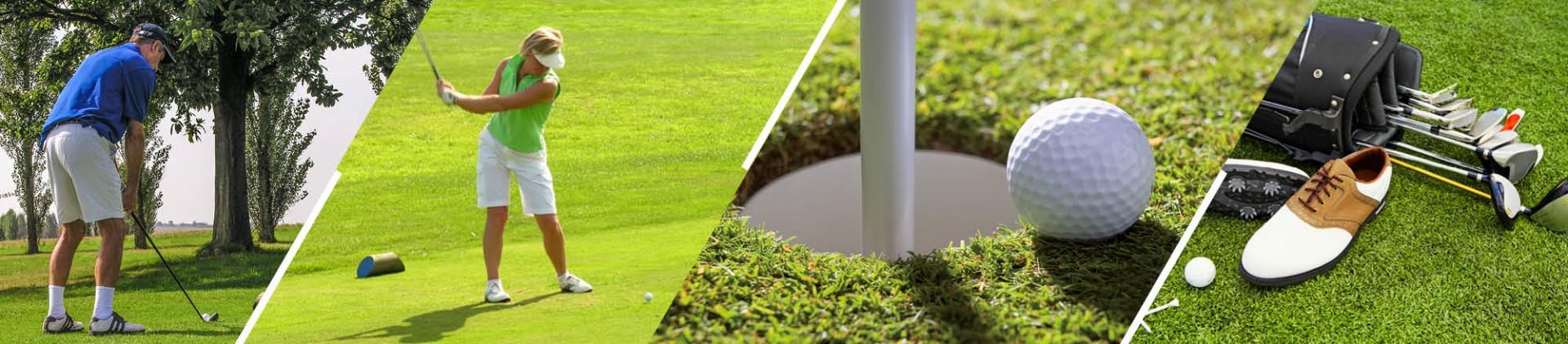 Golfplätze in der Provinz Lüttich