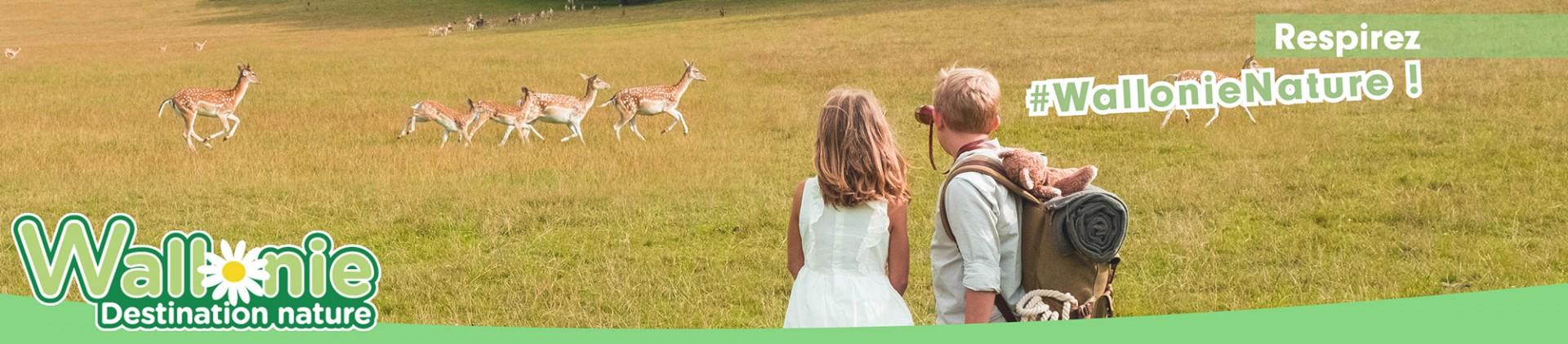 Infos utiles aux professionnels du tourisme - Wallonie nature 2021