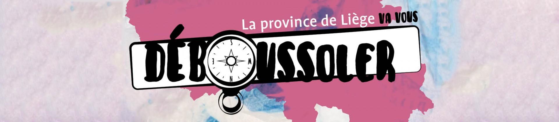La province de Liège va vous déboussoler