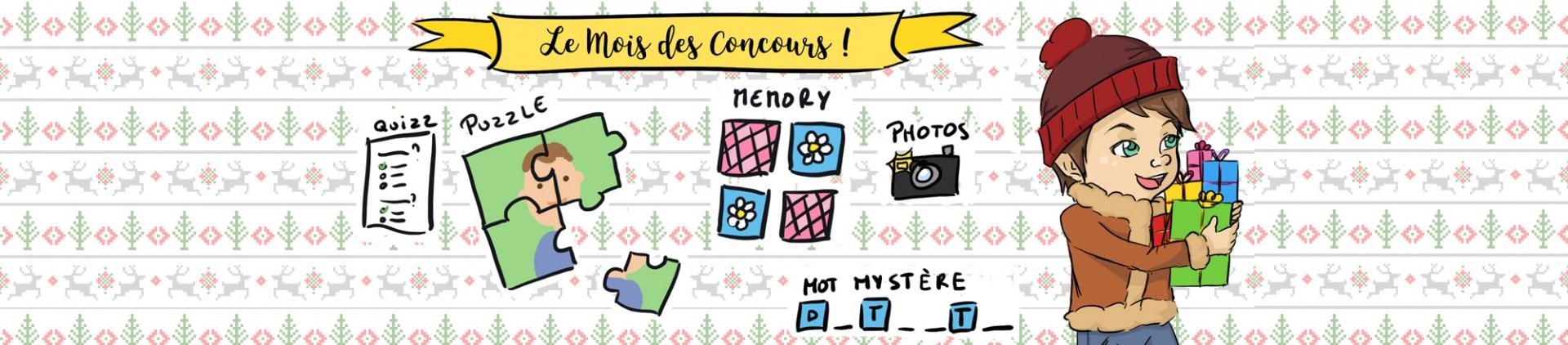 Le mois des concours en province de Liège
