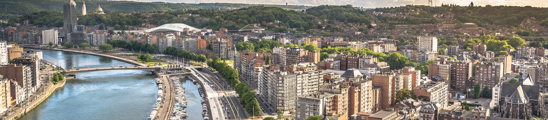 Les destinations de la province de Liège