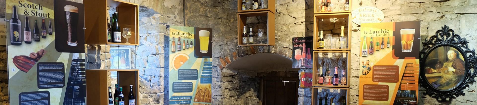 Musées - Route de la bière en province de Liège