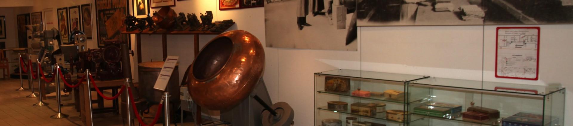 Musées - Route du chocolat en province de Liège