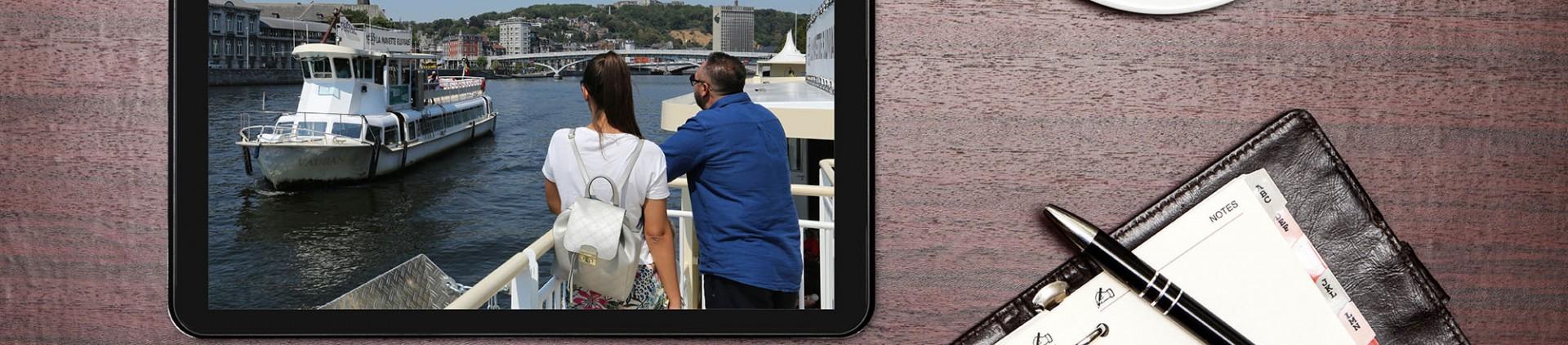 Newsletter mensuelle Fédération du Tourisme Province de Liège