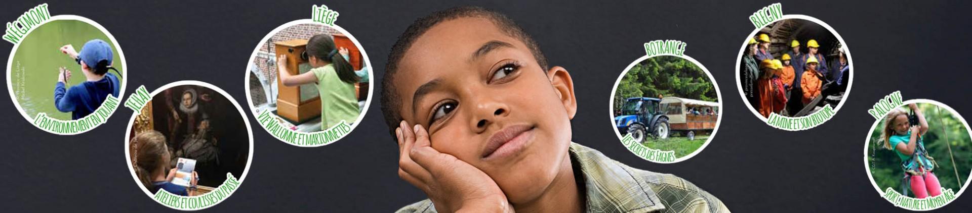Quittez les bancs de l'école… apprenez en découvrant !