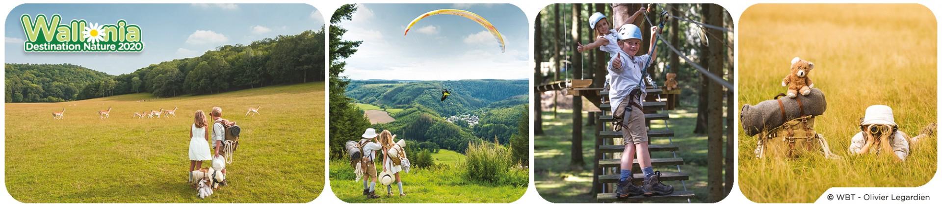 Wallonia Nature 2020