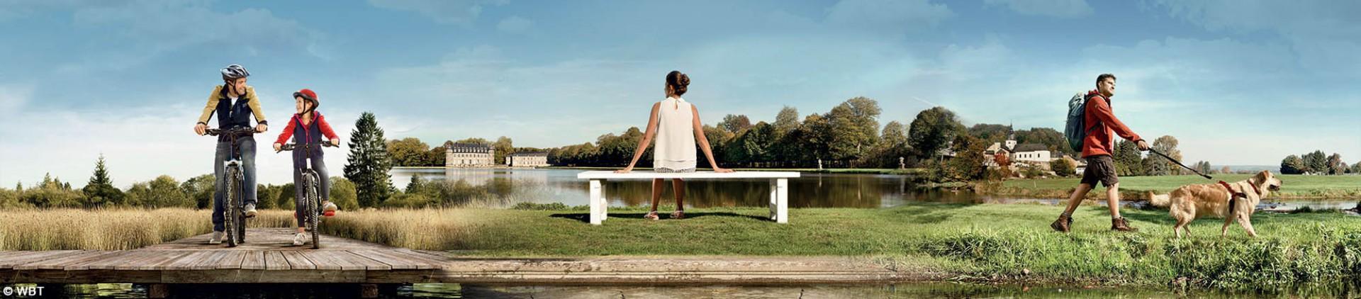 Wallonië Waterland 2019 - Agenda