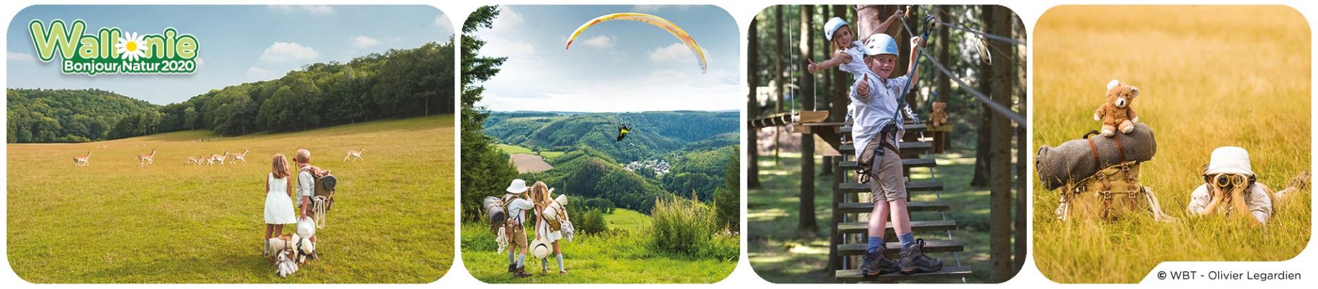Wallonie Natur 2020