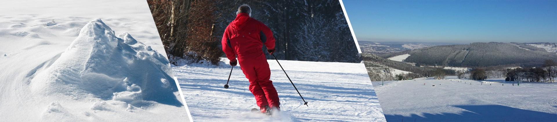 Wintersport - Provinz Lüttich