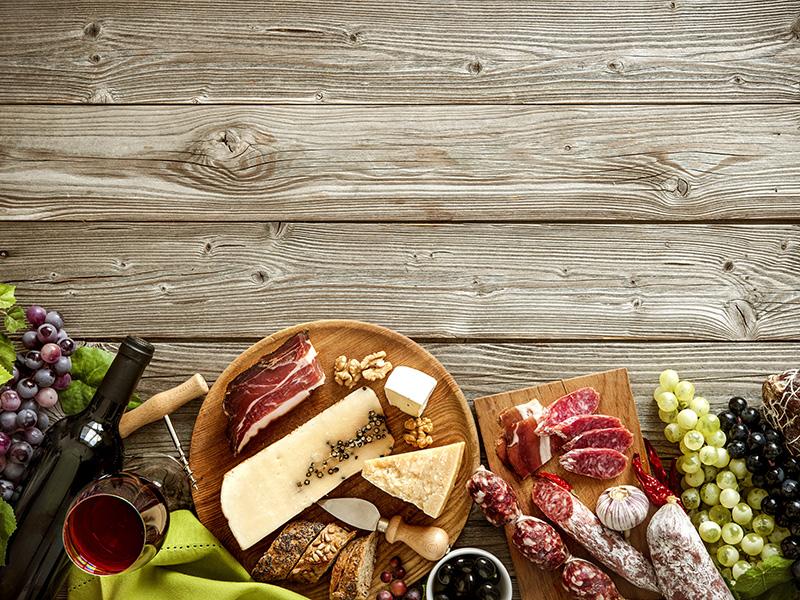 Gastronomie en terroir