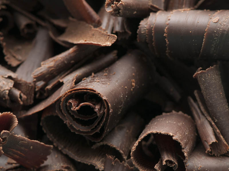 The chocolate route