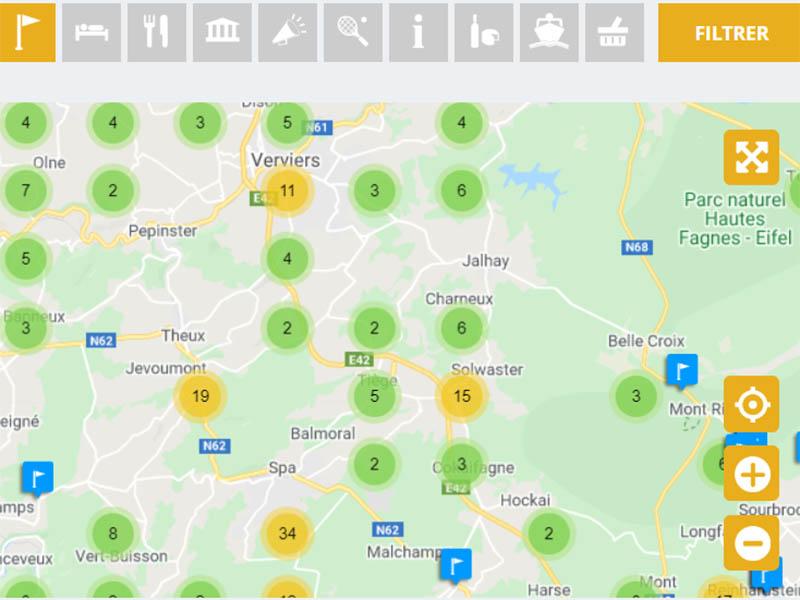 Rundfahten Belgien