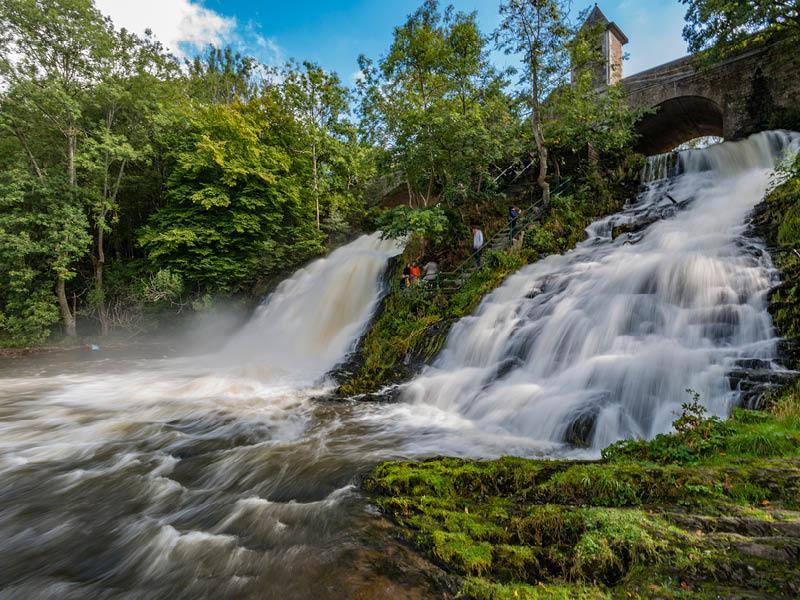 Besondere Naturstätten, Denkmäler und Aussichtspunkte