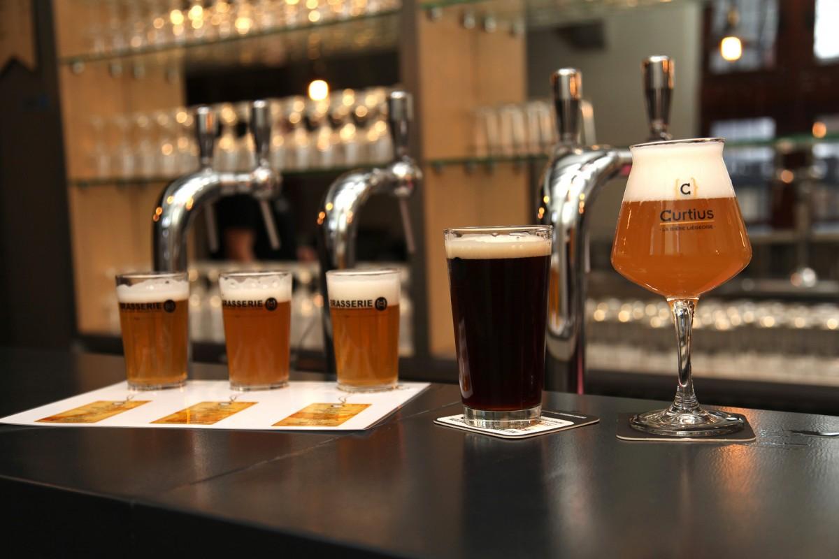 Bière Curtius - Brasserie C