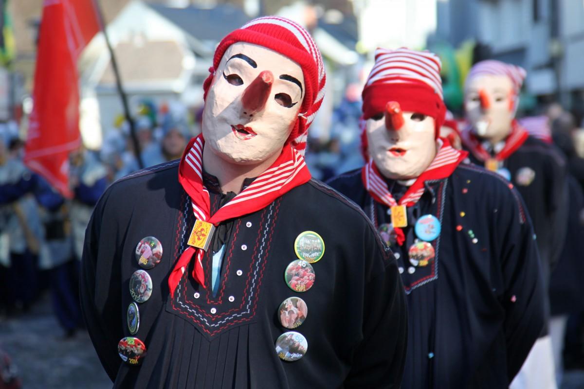 Carnaval Cwarmé de Malmedy - Lu Long-Né