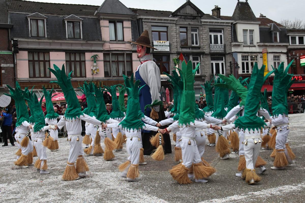 Carnaval de Tilff - les Porais