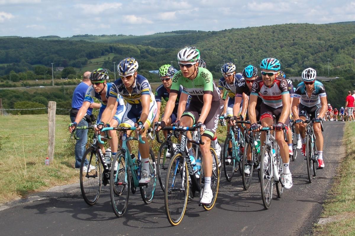 Course cycliste Liège-Bastogne-Liège