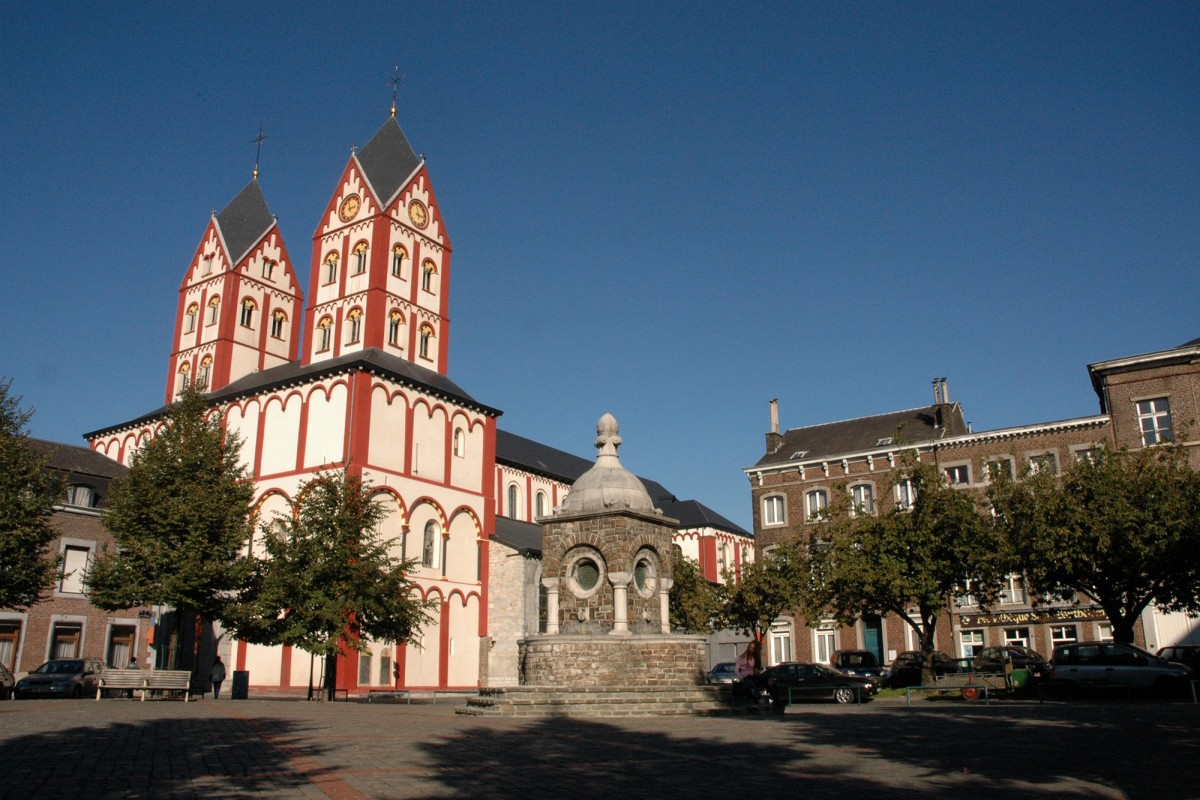 Eglise Saint Barthélemy - Liège