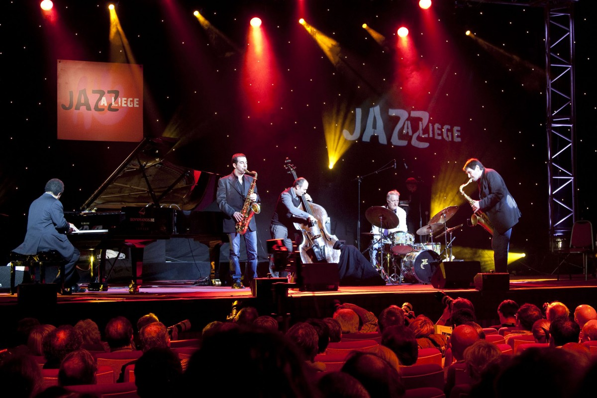 Festival International de Jazz à Liège