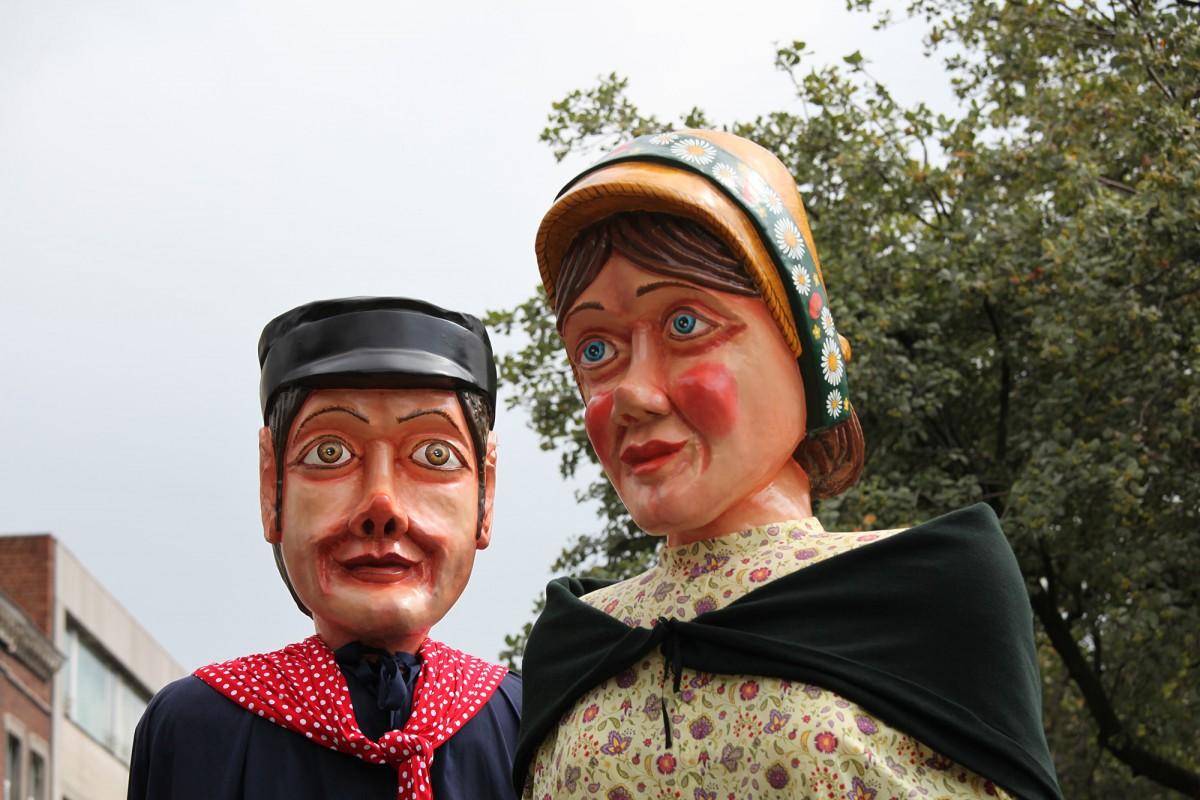 Festivités du 15 août en Outremeuse - Liège